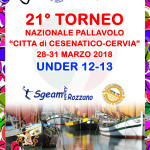 Under 12 Ethix e Under 13 VMD a Cesenatico