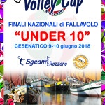 Volley Cup - Finali Under 10 nazionali - Cesenatico