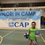 """Conclusione progetto """"io gioco al Volley Sostenibile"""""""