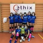 U15 Ethix - vittoria importantissima